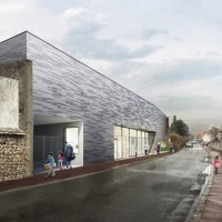 Ecallard Economiste Construction d'un centre de loisirs et d'un restaurant scolaire à Neauphle le Château